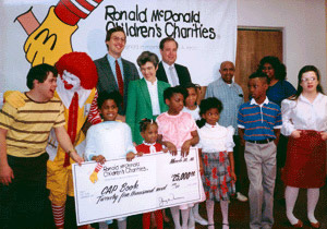 Ronald McDonald Children's Charities